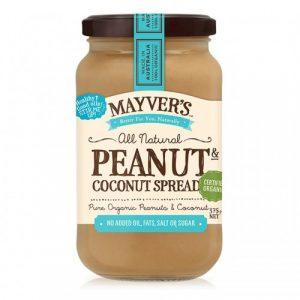 Bơ đậu phộng hữu cơ Mayer's